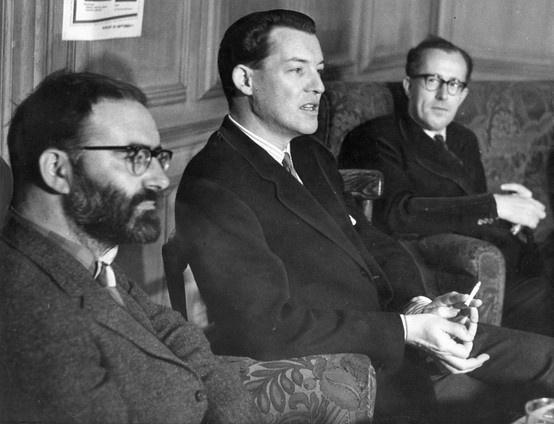 Arthur Oldham, Alexander Gibson, Robert Ponsonby - 1965