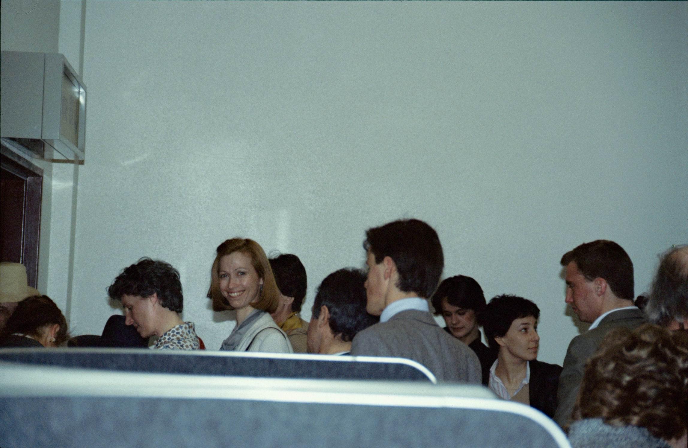 1984_04 (01) départ pour la tournée en Israël