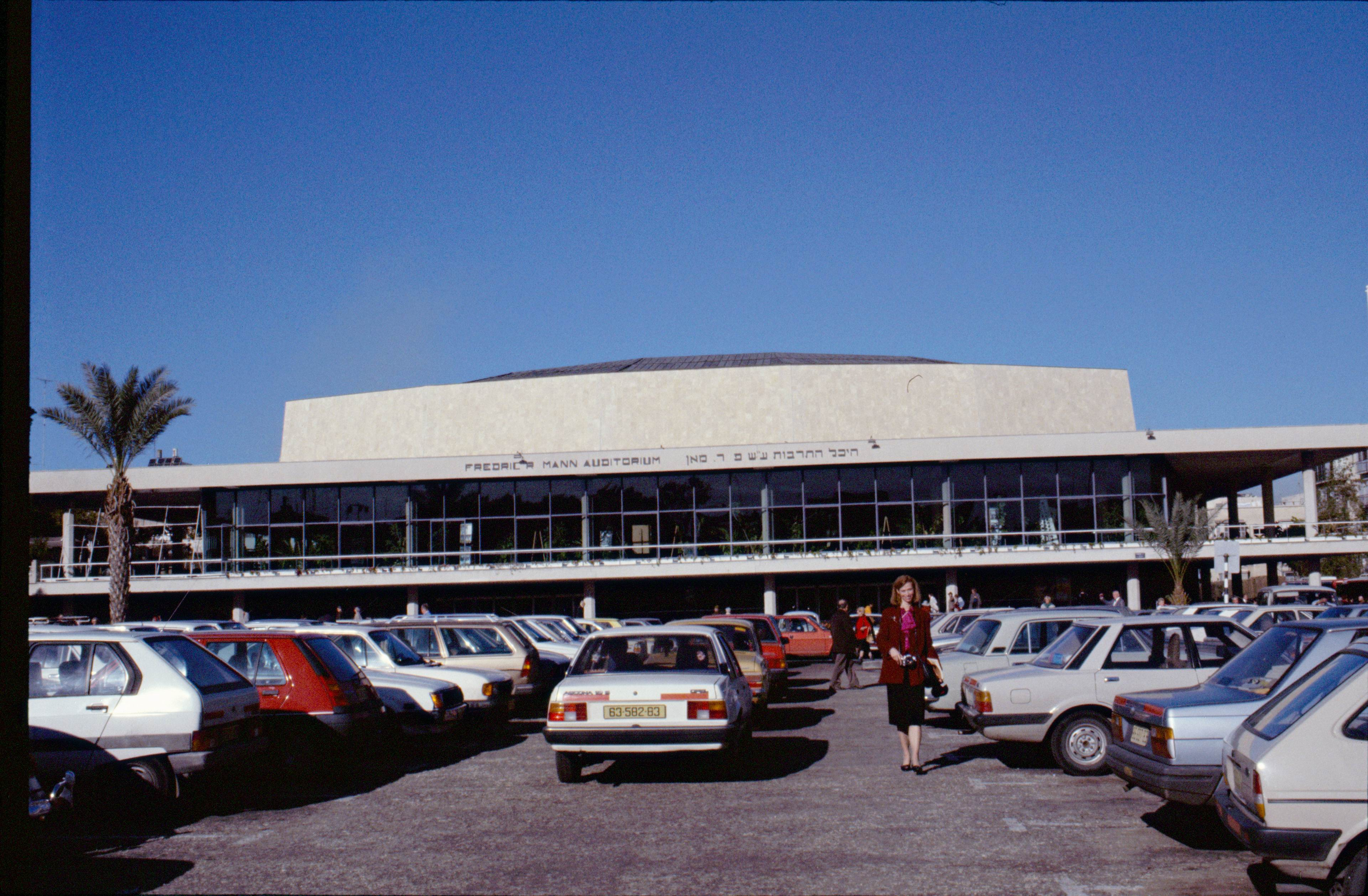 1986_12 (1) TEL-AVIV_ Auditorium F. Mann (1)