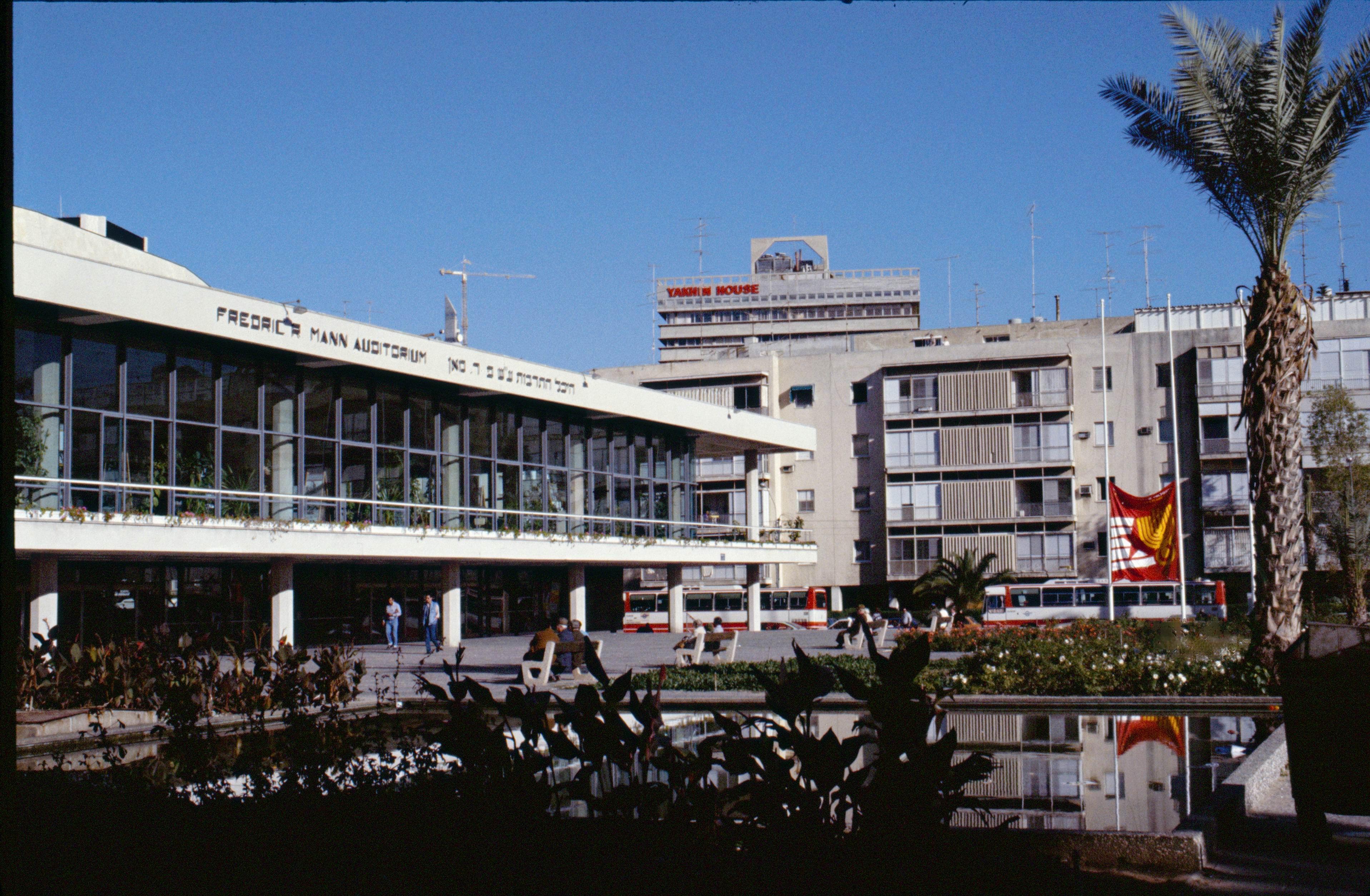 1986_12 (2) TEL-AVIV_ Auditorium F. Mann (1)